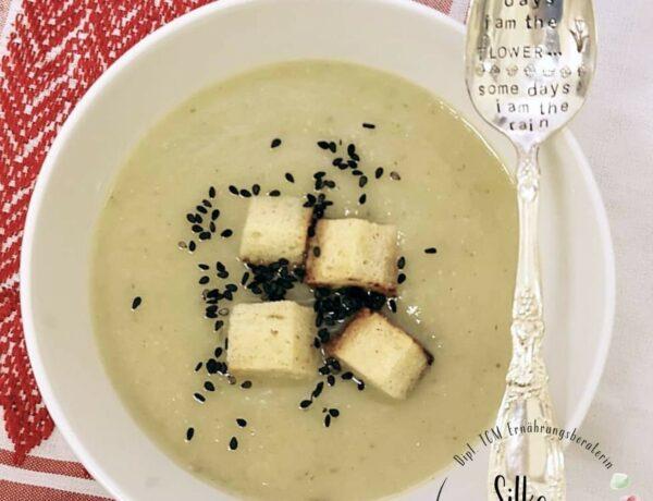 TCM Rezept Fenchel Kartoffel Suppe Kartoffeln Traditionelle chinesische Medizin Ernährungsberatung