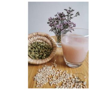 Gerstenwasser Gerste Entschlackung Entlastung Loslassen Kardamom Getreide TCM Ernährungsberatung